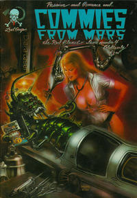 Cover Thumbnail for Commies from Mars (Last Gasp, 1979 series) #4