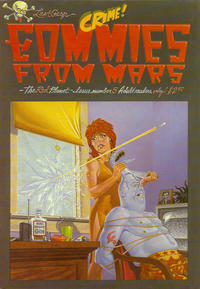 Cover Thumbnail for Commies from Mars (Last Gasp, 1979 series) #5