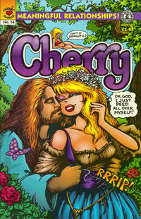 Cover Thumbnail for Cherry (Kitchen Sink Press, 1993 series) #16