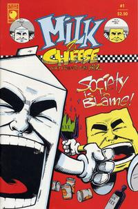 Cover Thumbnail for Milk & Cheese (Slave Labor, 1991 series) #1