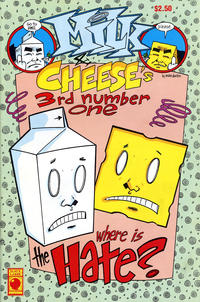 Cover Thumbnail for Milk & Cheese's Third Number One (Slave Labor, 1992 series) #1