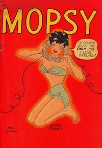 Cover Thumbnail for Mopsy (St. John, 1948 series) #1