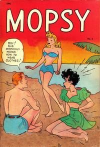 Cover Thumbnail for Mopsy (St. John, 1948 series) #3