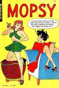 Cover Thumbnail for Mopsy (St. John, 1948 series) #7