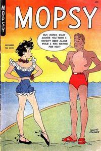 Cover Thumbnail for Mopsy (St. John, 1948 series) #8