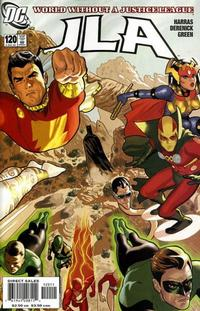 Cover Thumbnail for JLA (DC, 1997 series) #120