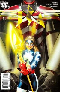 Cover Thumbnail for JSA (DC, 1999 series) #81