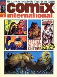 Cover Thumbnail for Comix International (Warren, 1974 series) #1
