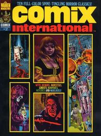 Cover Thumbnail for Comix International (Warren, 1974 series) #2