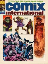 Cover Thumbnail for Comix International (Warren, 1974 series) #3