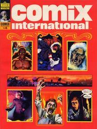 Cover Thumbnail for Comix International (Warren, 1974 series) #4