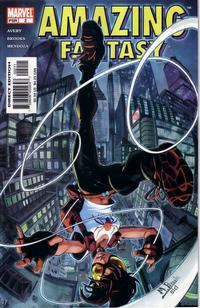 Cover Thumbnail for Amazing Fantasy (Marvel, 2004 series) #2