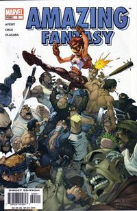 Cover Thumbnail for Amazing Fantasy (Marvel, 2004 series) #3 [Direct Edition]