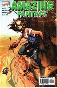 Cover Thumbnail for Amazing Fantasy (Marvel, 2004 series) #5