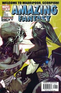 Cover Thumbnail for Amazing Fantasy (Marvel, 2004 series) #8
