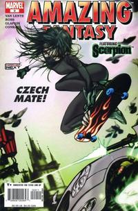 Cover Thumbnail for Amazing Fantasy (Marvel, 2004 series) #9