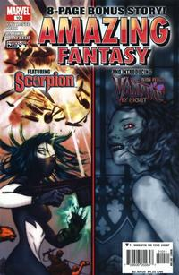Cover Thumbnail for Amazing Fantasy (Marvel, 2004 series) #10
