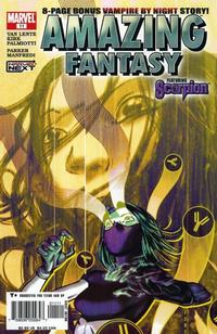Cover Thumbnail for Amazing Fantasy (Marvel, 2004 series) #11