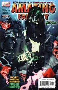 Cover Thumbnail for Amazing Fantasy (Marvel, 2004 series) #12