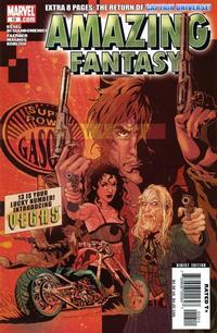 Cover Thumbnail for Amazing Fantasy (Marvel, 2004 series) #13