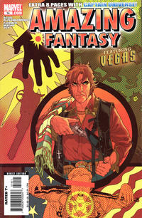 Cover Thumbnail for Amazing Fantasy (Marvel, 2004 series) #14 [Direct Edition]