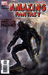 Cover Thumbnail for Amazing Fantasy (Marvel, 2004 series) #16