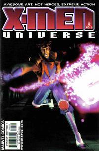 Cover Thumbnail for X-Men Universe (Marvel, 1999 series) #9