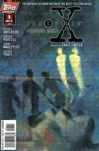 Cover Thumbnail for The X-Files: Ground Zero (Topps, 1997 series) #1