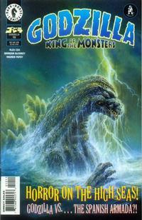 Cover Thumbnail for Godzilla (Dark Horse, 1995 series) #10