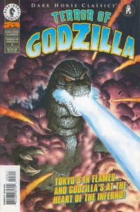 Cover Thumbnail for Dark Horse Classics: Terror of Godzilla (Dark Horse, 1998 series) #3
