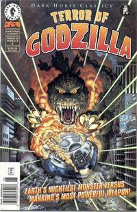 Cover Thumbnail for Dark Horse Classics: Terror of Godzilla (Dark Horse, 1998 series) #5