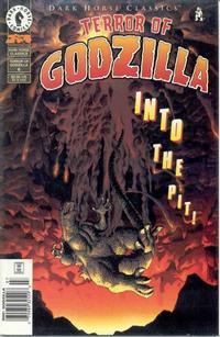 Cover Thumbnail for Dark Horse Classics: Terror of Godzilla (Dark Horse, 1998 series) #6