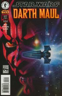 Cover Thumbnail for Star Wars: Darth Maul (Dark Horse, 2000 series) #2 [Regular Edition]
