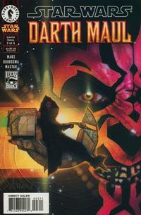 Cover Thumbnail for Star Wars: Darth Maul (Dark Horse, 2000 series) #3 [Regular Edition]