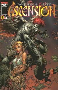 Cover Thumbnail for Ascension (Image, 1997 series) #1 [Cover A]