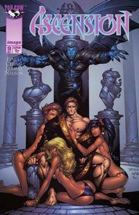 Cover Thumbnail for Ascension (Image, 1997 series) #9