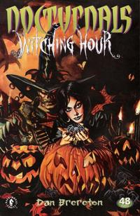 Cover Thumbnail for The Nocturnals: Witching Hour (Dark Horse, 1998 series)