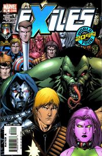 Cover Thumbnail for Exiles (Marvel, 2001 series) #75 [Direct Edition]