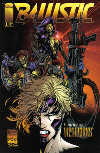 Cover Thumbnail for Ballistic (Image, 1995 series) #1