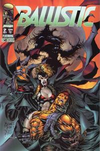 Cover Thumbnail for Ballistic (Image, 1995 series) #2