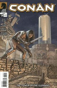 Cover Thumbnail for Conan (Dark Horse, 2004 series) #20 [Direct Edition]