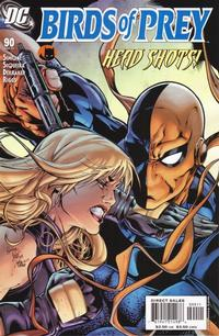 Cover Thumbnail for Birds of Prey (DC, 1999 series) #90