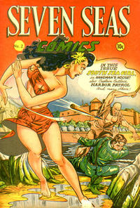 Cover Thumbnail for Seven Seas (Derby Publishing, 1948 series) #2