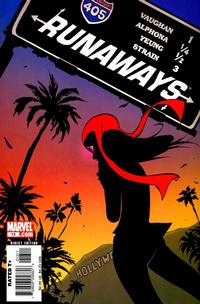 Cover Thumbnail for Runaways (Marvel, 2005 series) #13