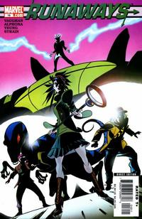 Cover Thumbnail for Runaways (Marvel, 2005 series) #16