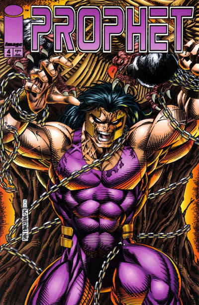 Cover for Prophet (Image, 1993 series) #4