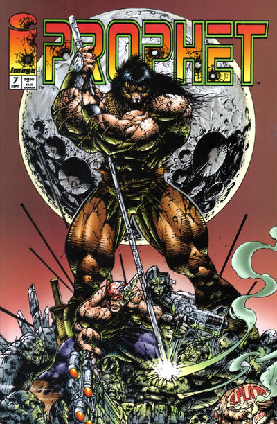 Cover for Prophet (Image, 1993 series) #7