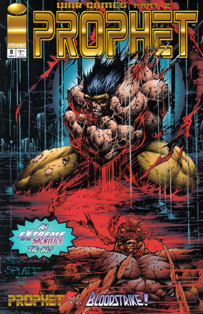 Cover for Prophet (Image, 1993 series) #8