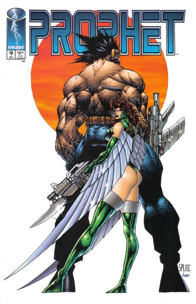 Cover for Prophet (Image, 1993 series) #9