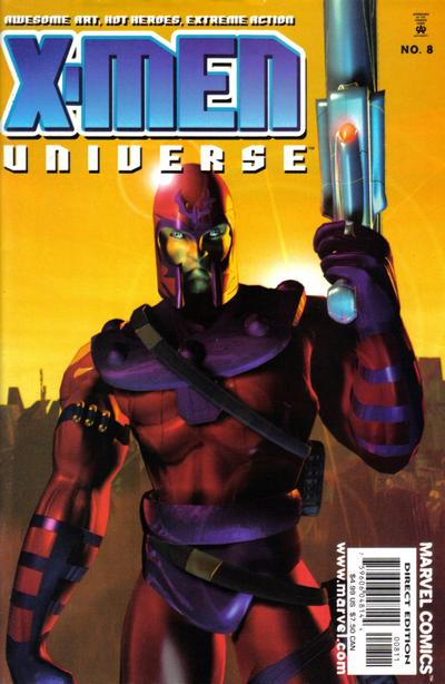 Cover for X-Men Universe (Marvel, 1999 series) #8